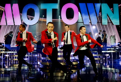 Human Nature The Motown Show Las Vegas